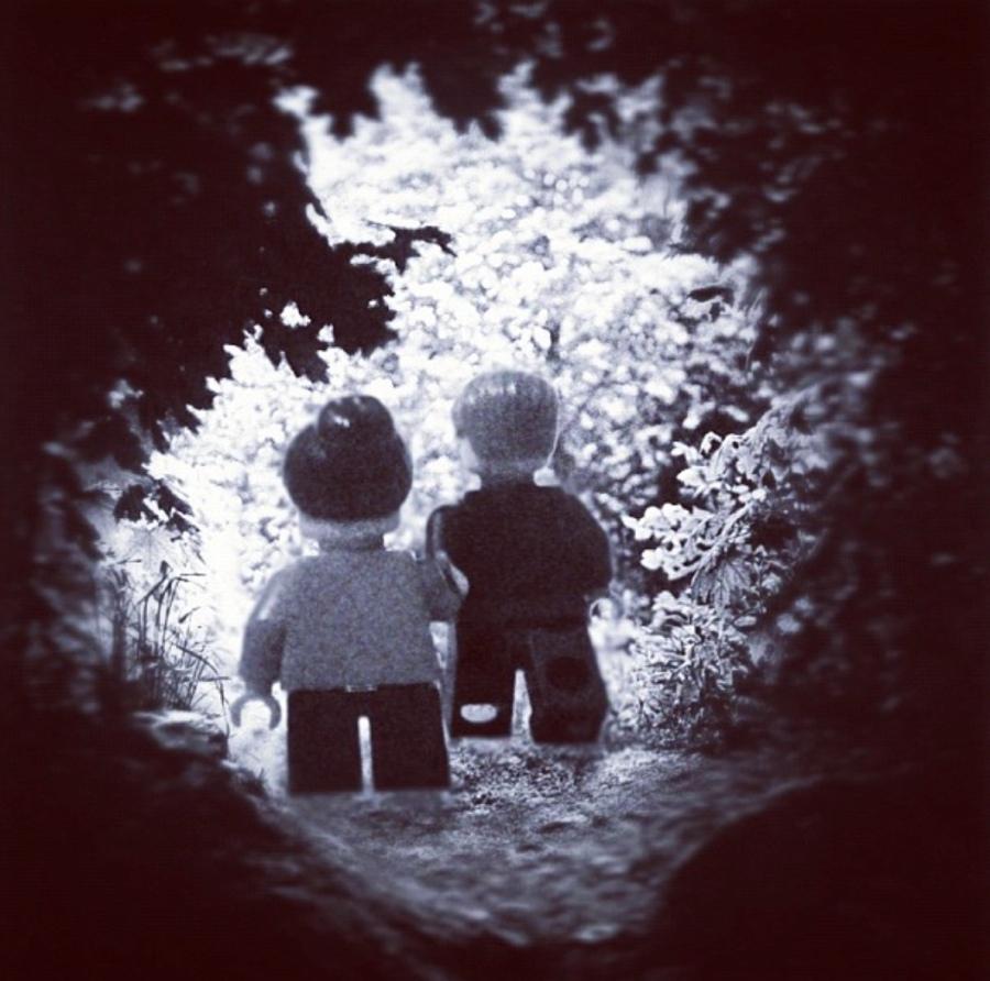 Lego: una storia d'amore.